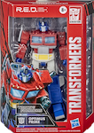R.E.D. Optimus Prime (G1)