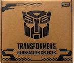 Takara - Generation Selects TT-GS01 Star Convoy