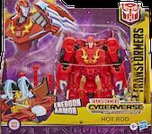 Transformers Cyberverse Hot Rod Energon Armor Ultra