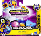 Transformers Cyberverse (2018-) Spin Fin Attack Sky-Byte
