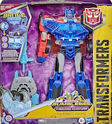 Transformers Cyberverse (2018-) Optimus Prime (Battle Call Officer)