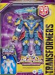 Transformers Cyberverse (2018-) Thunderhowl (Build-a-Figure) w/ Maccadam