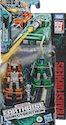 Transformers Generations Bombshock & Decepticon Growl (Military Patrol)