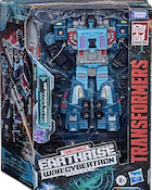Transformers Generations Doubledealer (Earthrise Leader)