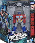 Transformers Generations Optimus Prime (Earthrise Leader)
