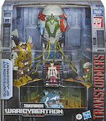 Transformers Generations Quintesson Pit of Judgement with Quintesson Judge, Sharkticon, Quintesson Bailiff, Quintesson Prosecutor & Kranix