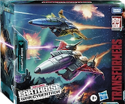 Transformers Generations Seeker Elite Ramjet & Dirge