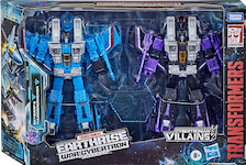 Transformers Generations Seeker 2-Pack w/ Skywarp & Thundercracker
