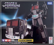 Takara - Masterpiece MP-49 Black Convoy (Nemesis Prime)