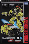 Masterpiece Movie Series MPM-11 Autobot Ratchet