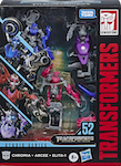 Transformers Studio Series 52 Arcee - Chromia - Elita-1