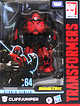 Transformers Studio Series 64 Cliffjumper (Bumblebee Cybertron Mode)