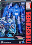 Transformers Studio Series 86 Scourge (1986 TFTM)