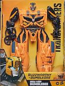 Transformers Generations Bumblebee (Buzzworthy, AoE Mega 1-Step)