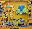 Transformers Generations Bumblebee (Buzzworthy, Spark Armor Cyberverse Trash Crash)