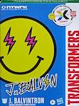 Collaborative Balvintron with Energia Buzzsaw Bibras Stripes