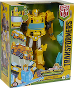Transformers Cyberverse (2018-) Bumblebee (Cyberverse Adventures Dinobots Unite Roll N' Change)