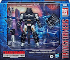 Transformers Generations Covert Agent Ravage