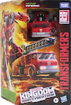 Transformers Generations Inferno (G1, Kingdom)