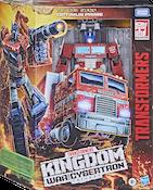 Transformers Generations Optimus Prime (Kingdom Leader)