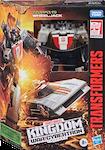 Transformers Generations Wheeljack (Kingdom Deluxe)