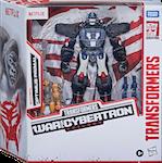 Transformers Generations Optimus Primal & Rattrap (Netflix Deco)