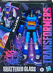 Transformers Generations Blurr (Shattered Glass)