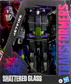 Transformers Generations Jetfire (Shattered Glass)
