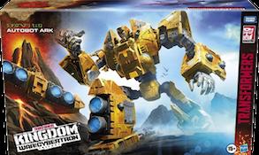 Transformers Generations The Ark (Titan)