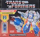 Transformers Generations Highbrow w/ Xort