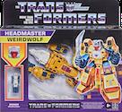 Transformers Generations Weirdwolf w/ Monxo