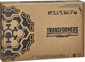 Transformers Generations Galactic Odyssey Collection Dominus Criminal Pursuit 2-Pack: Barricade and Punch-Counterpunch