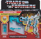 TF Vintage (Walmart exclusive) Brainstorm with Arcana (Walmart Excl)