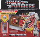 TF Vintage (Walmart exclusive) Chromedome with Stylor