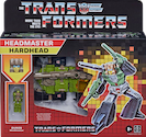 TF Vintage (Walmart exclusive) Hardhead with Duros
